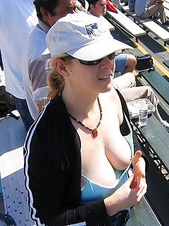 Downblouse Upskirt Porn Pics